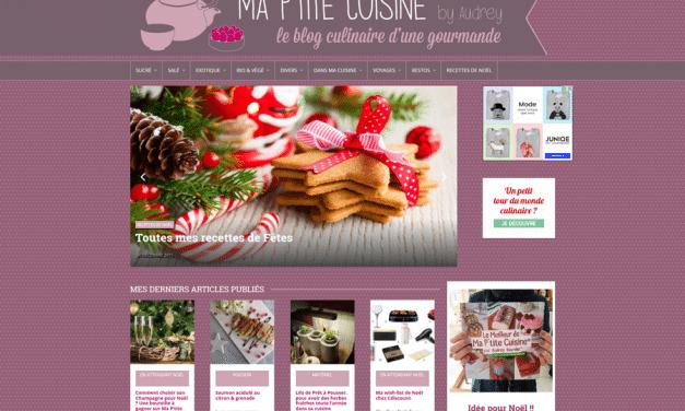 Audreycuisine.fr – Blog de cuisine