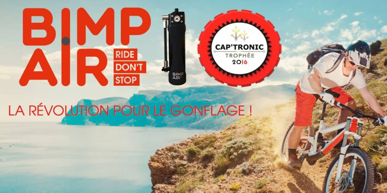 Bimp'Air, l'accessoire de gonflage révolutionnaire