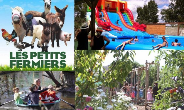 Lespetitsfermiers.fr, ferme et parc de loisirs enfants