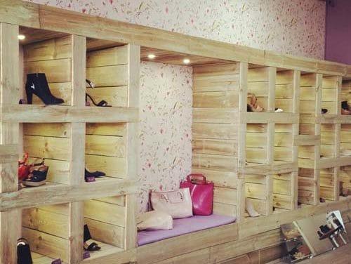 Mollypurple.com chaussures et accessoires