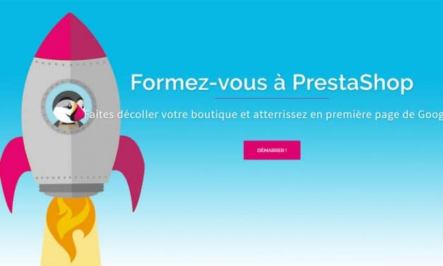 Formation référencement PrestaShop Paris et Montpellier