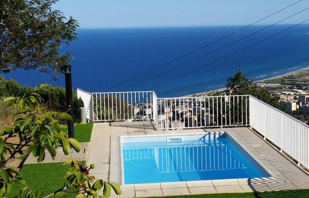 La Razetta, gite et piscine à Bastia
