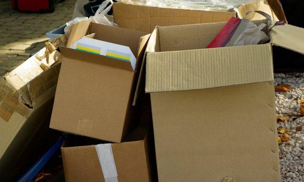 Un box de stockage pour ranger vos affaires encombrantes