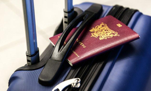 Check-list des choses à prendre pour voyager en avion