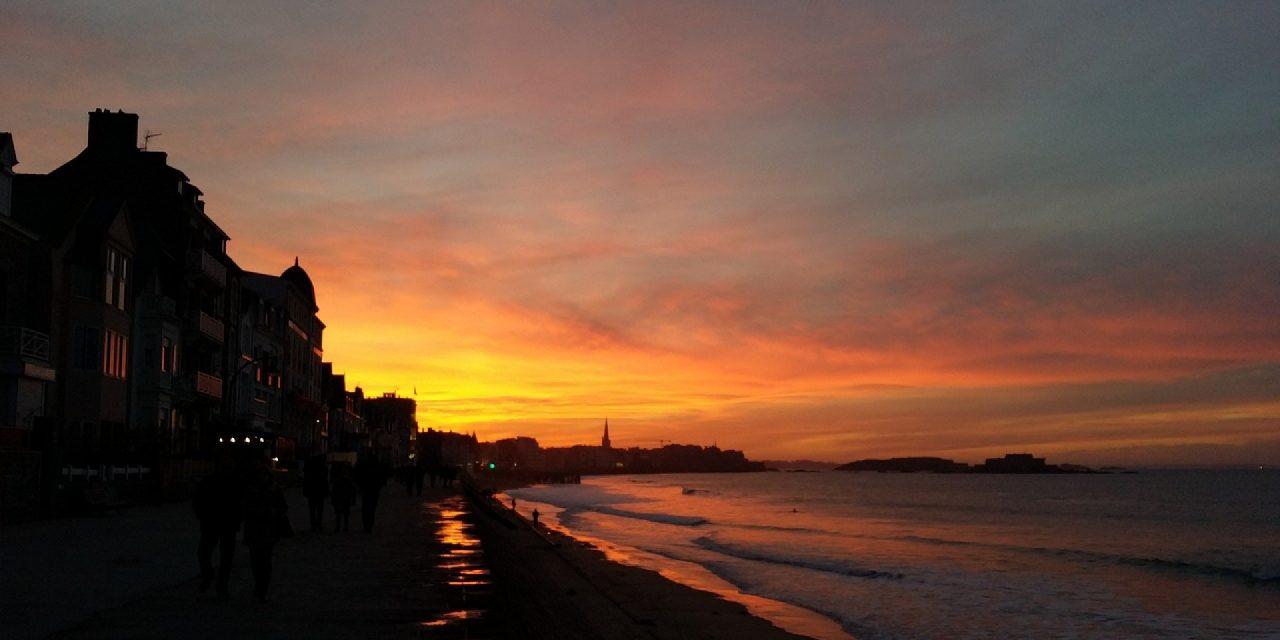 Saint Malo capitale de la mer.