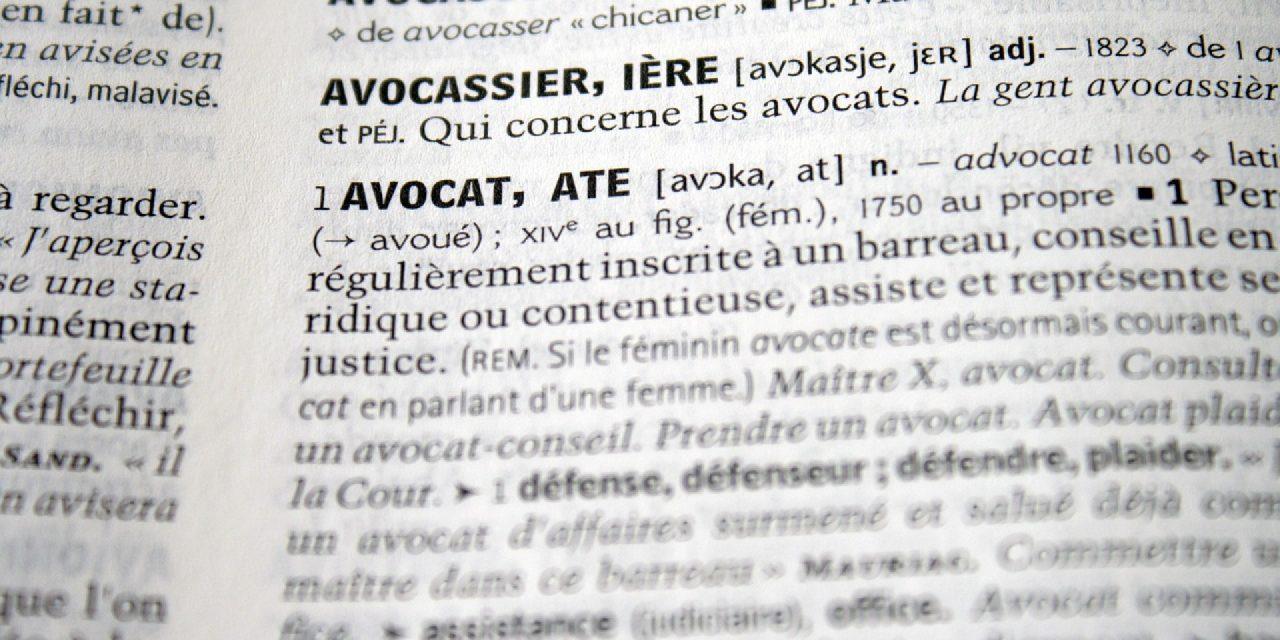 Qu'est ce qu'un avocat d'affaires ?