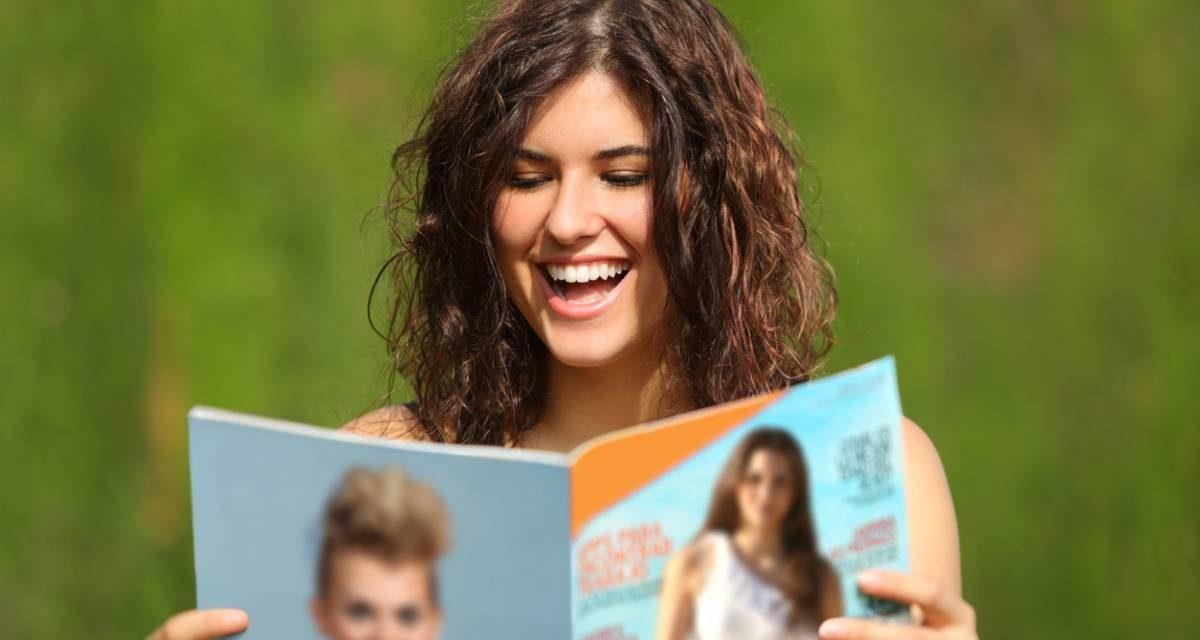 Pourquoi préférer les magazines papier?