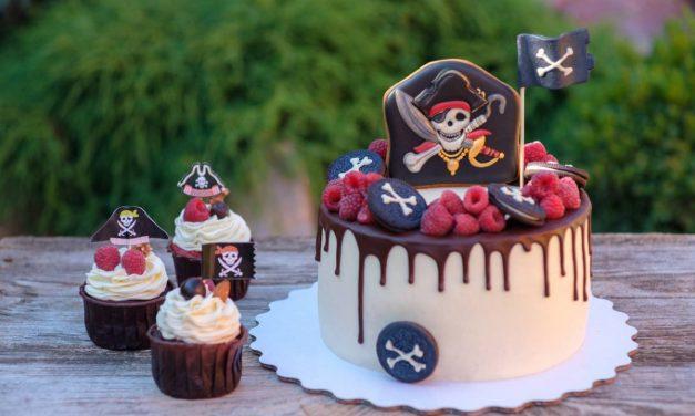 Les conseils pour réussir un anniversaire sur le thème des pirates