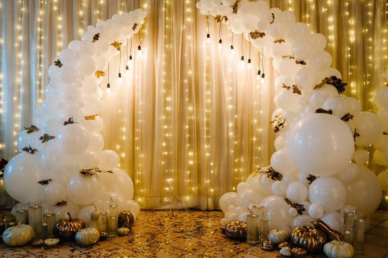 décoration ballon mariage