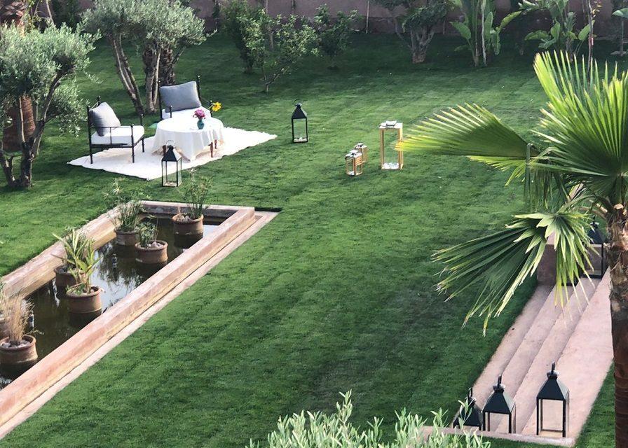 La location saisonnière de la Maison Palma-Marrakech : que savoir ?