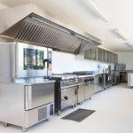 Zoom sur le matériel en cuisine professionnelle