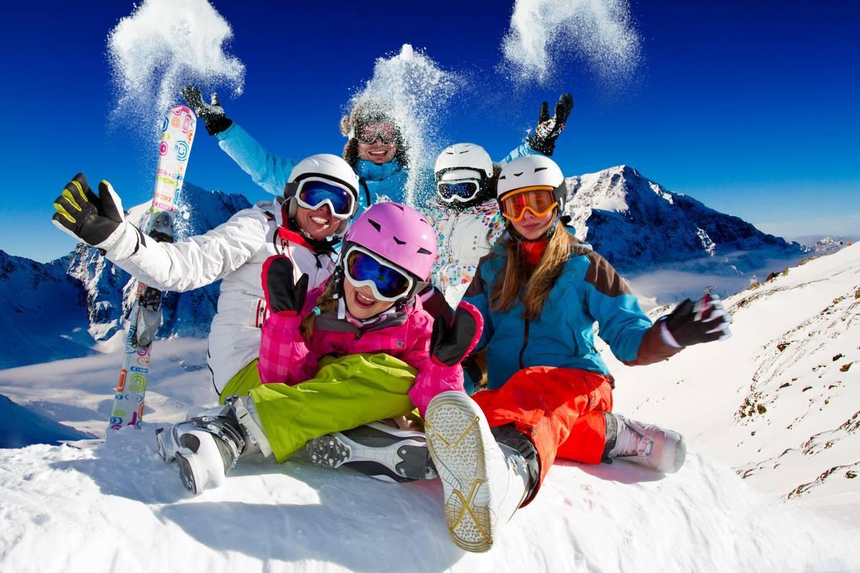 vacances ski bus