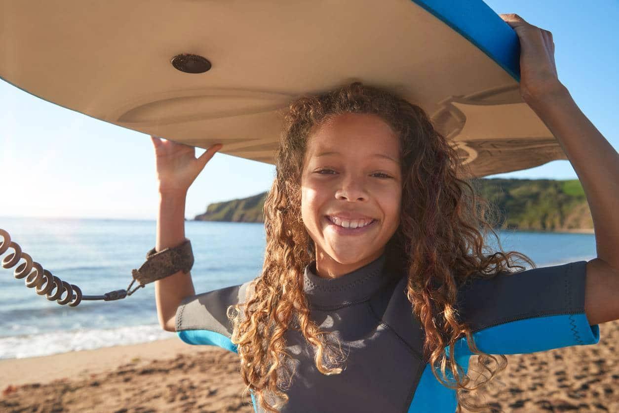 surf sport enfant