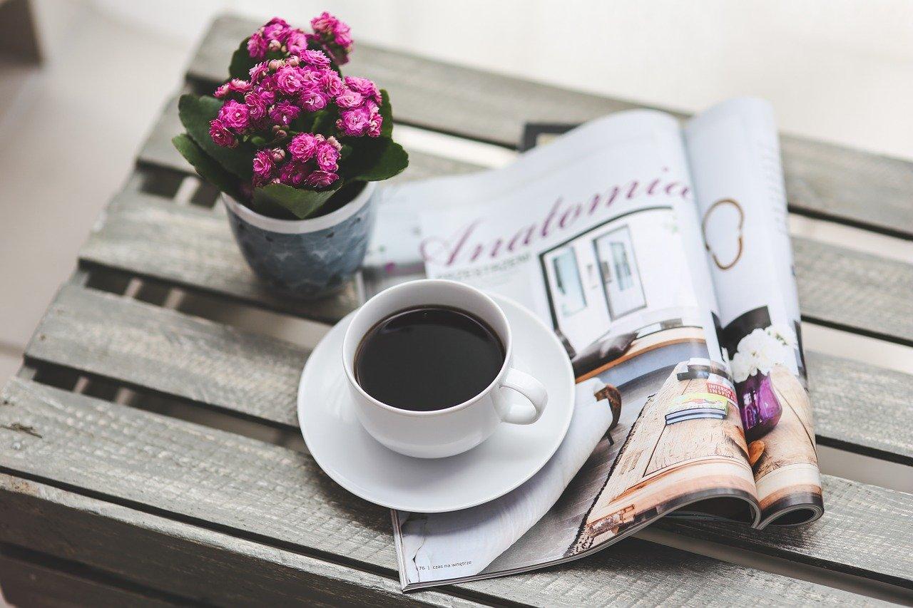 Magazine et détente